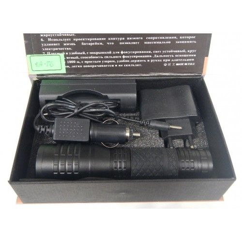Ліхтарик Bailong Police BL-1A-T6