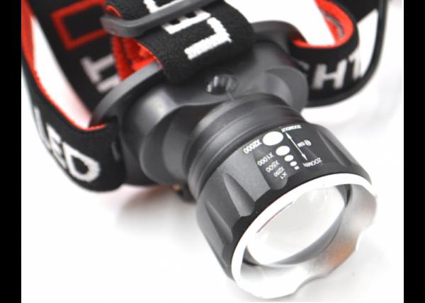 Ліхтарик на чоло Bailong T20 P90