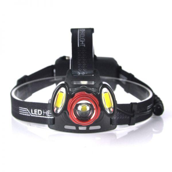 Налобний ліхтарик Bailong BL-2117