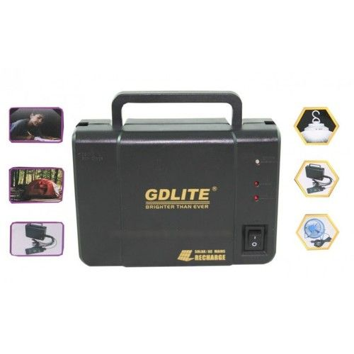 Портативна сонячна станція GDLITE GD-8006A