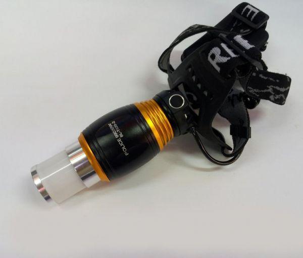 Ліхтар бжільника Police T620-2 (Білик + червоний)