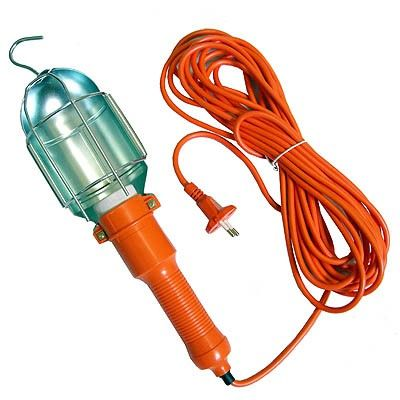 Автомобильная лампа-переноска 041
