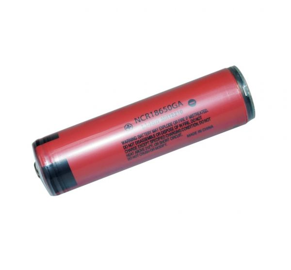 Акумулятор Sanyo NCR18650GA 3500mah (с захистом)