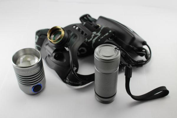 Налобный фонарик Bailong Police BL-TS26-T6