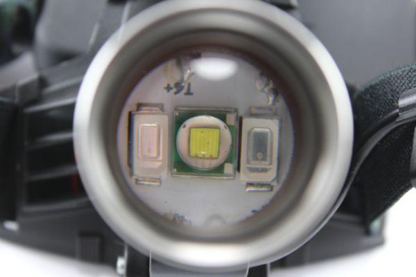 Налобний ліхтар XBL W615-T6
