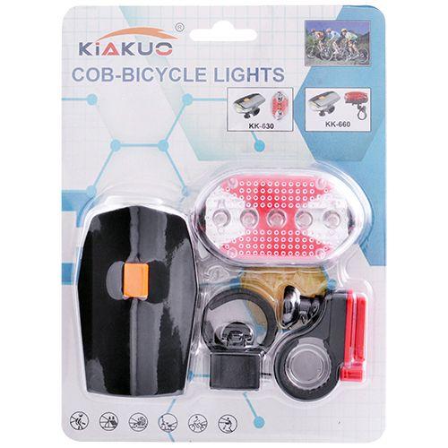 Фонарь велосипедный KK-630