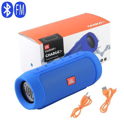 Портативна колонка UBL Charge 2+ синього кольору