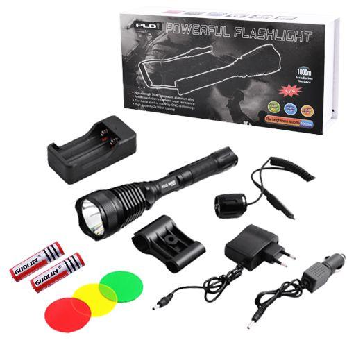 Підствольний ліхтарик Police BL-Q2800-T6