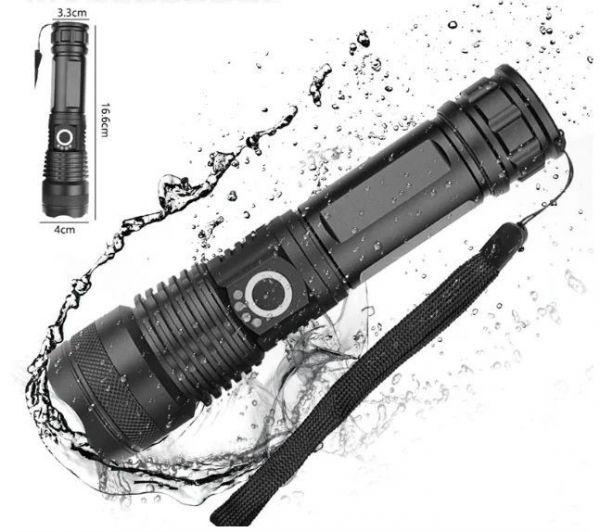 Ліхтар Police P55-HP50 CREE XHP50