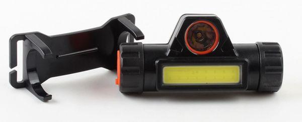 Ліхтар на чоло  BL-872/WX-8101 XPE+COB