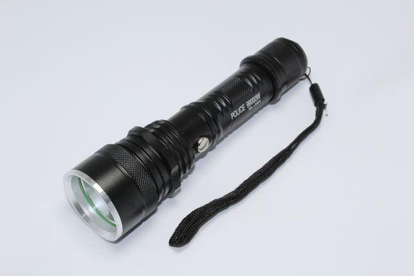 Тактический фонарик Bailong BL-A64 Green