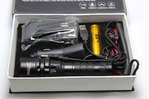 Підводний ліхтар Bailong BL-8792-T6