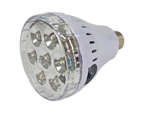 Светодиодная лампа JL-718-2 с аккумулятором и пультом ДУ