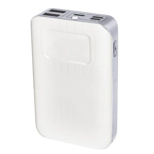 Power Bank JS-10X 3600mAh цифровой дисплей, фонарик