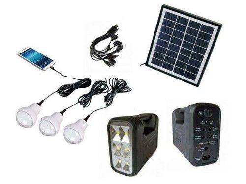 Портативна сонячна станція GDLITE GD-8007