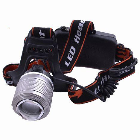 Налобный фонарик Bailong Police QX-334-T6