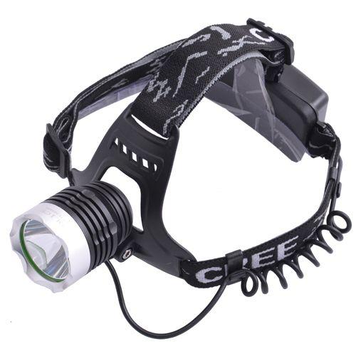 Налобный фонарик Bailong Police XQ15-T6