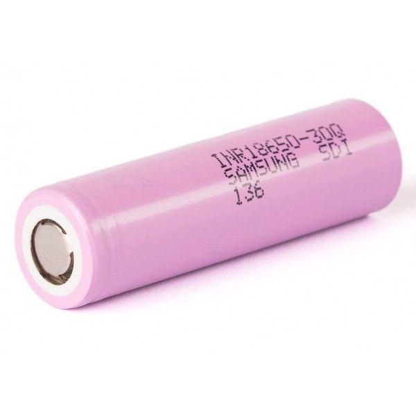 Акумулятор Samsung 18650 INR18650-30Q 25A 3000mAh