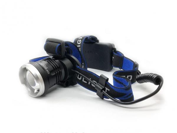 Налобний ліхтар Police BL-T24 P50