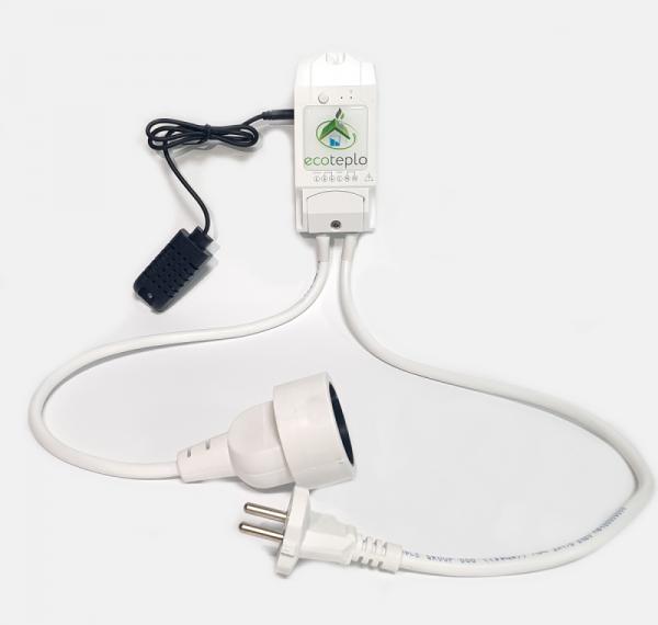 Ecoteplo Air 400 Wi-Fi королівський мармур