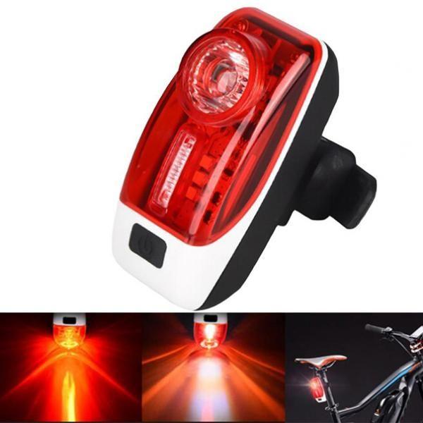 Велосипедний ліхтар XH-207-0.5W+3SMD