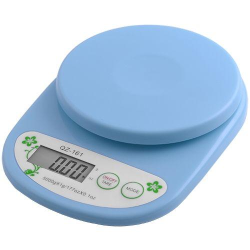 Весы кухонные QZ-161, 5кг (1г)