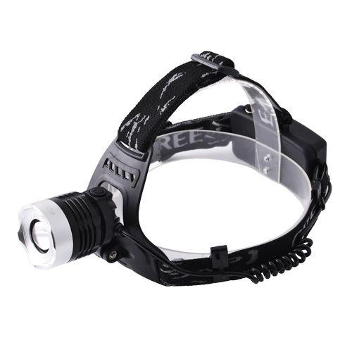 Налобний ліхтар Police XQ-16-T6