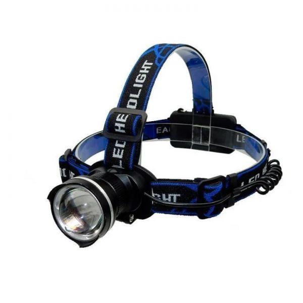 Налобный фонарь Bailong Police XQ-24-T6 USB V2