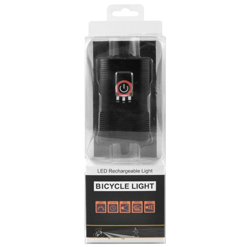 Велосипедний ліхтар  Y12Pro-2XPE DUAL MEGALIGHT, ALUMINUM